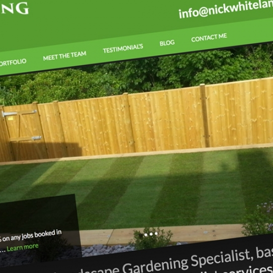 Nick White Landscaping