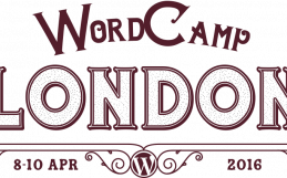 Buzz is a sponsor at WordCamp London 2016