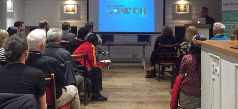 WordPress Bristol Meetup Speaking engagement