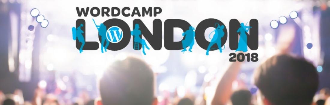 Design Lead. WordCamp London 2018. My summary.